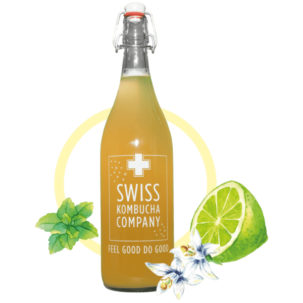 Lime Elderflower Mint 1 liter