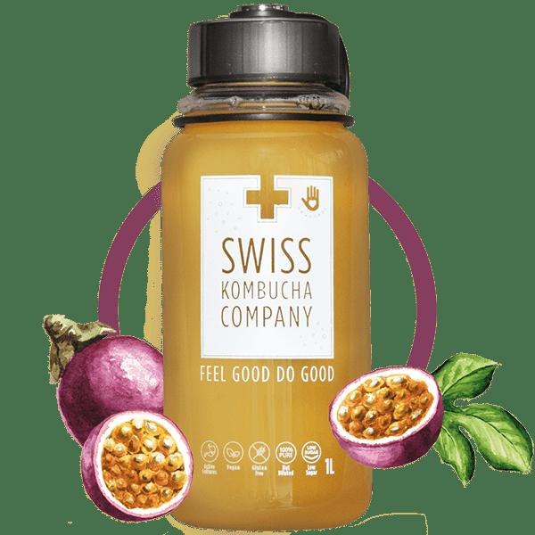 Passion Fruit (1L bottle)